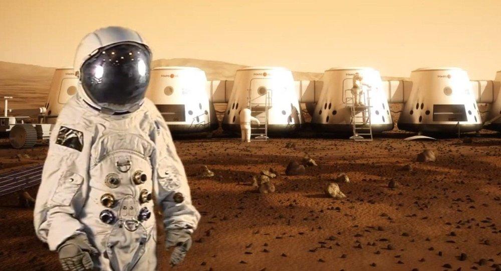 Mars One projesi