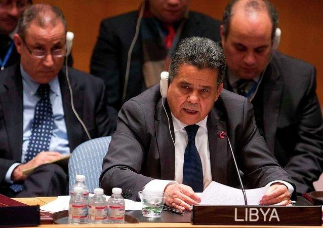 Libya Dışişleri Bakanı Muhammed el Dayri