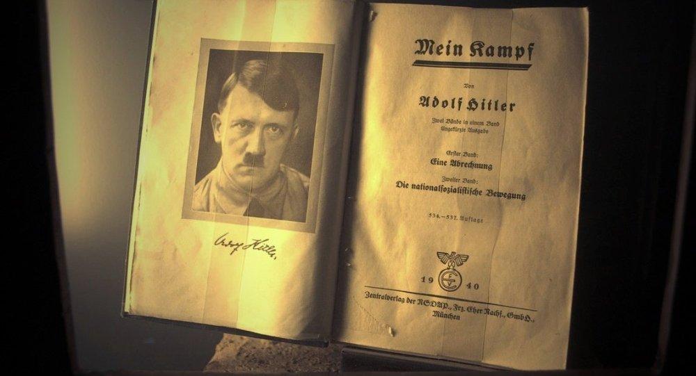 Adolf Hitler'in 'Kavgam' kitabı