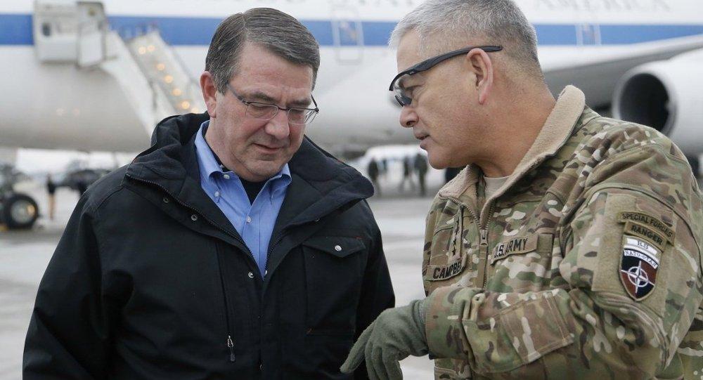 ABD Savunma Bakanı Ashton Carter