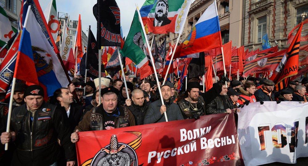 Moskova Anti-Maydan eylemi