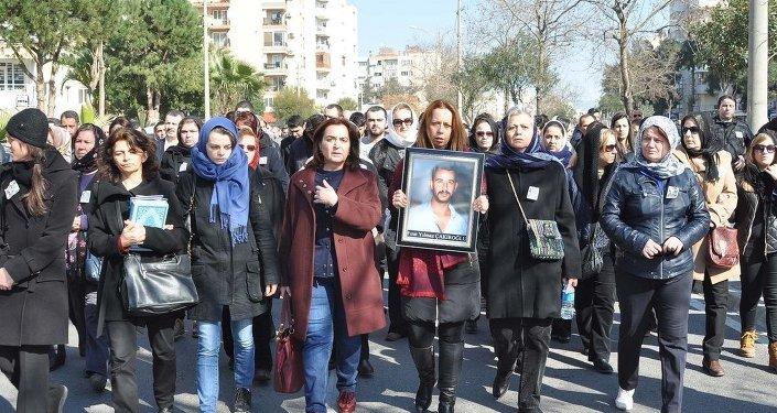 Fırat Yılmaz Çakıroğlu'nun cenaze töreni