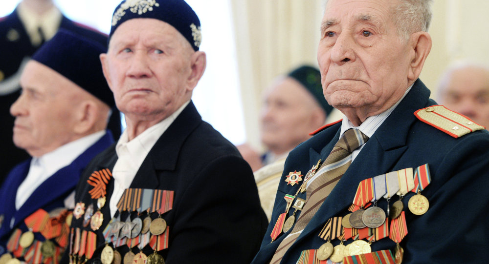 Rusya - Vatan Savunucuları Günü