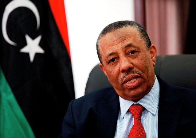 Libya-Tobruk hükümeti başkanı Abdullah es-Seni