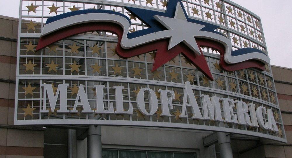 ABD - Minnesota - Mall of America