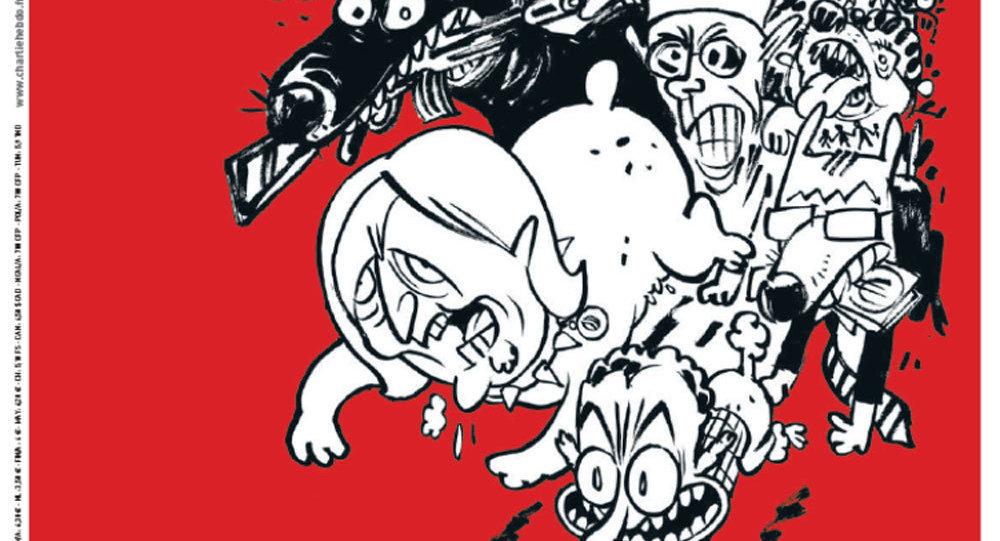 Charlie Hebdo'nun 25 Şubat sayısı