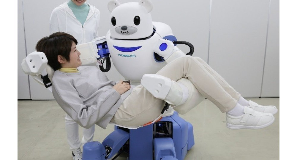 Robot 'Robear'