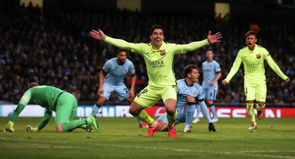 Barcelona - Manchester City