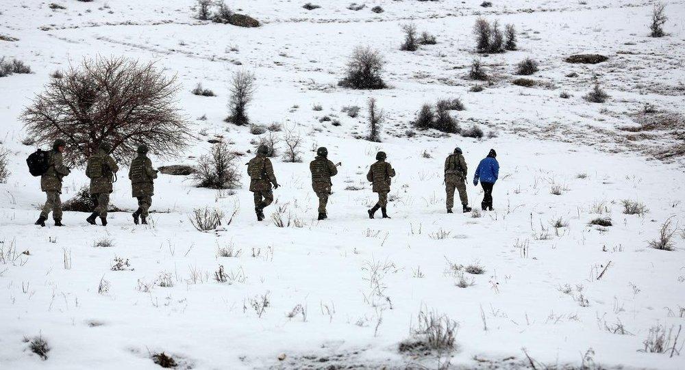 Malatya'da iki askeri uçağın düşmesi