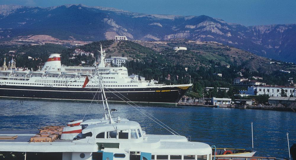 Yalta limanı