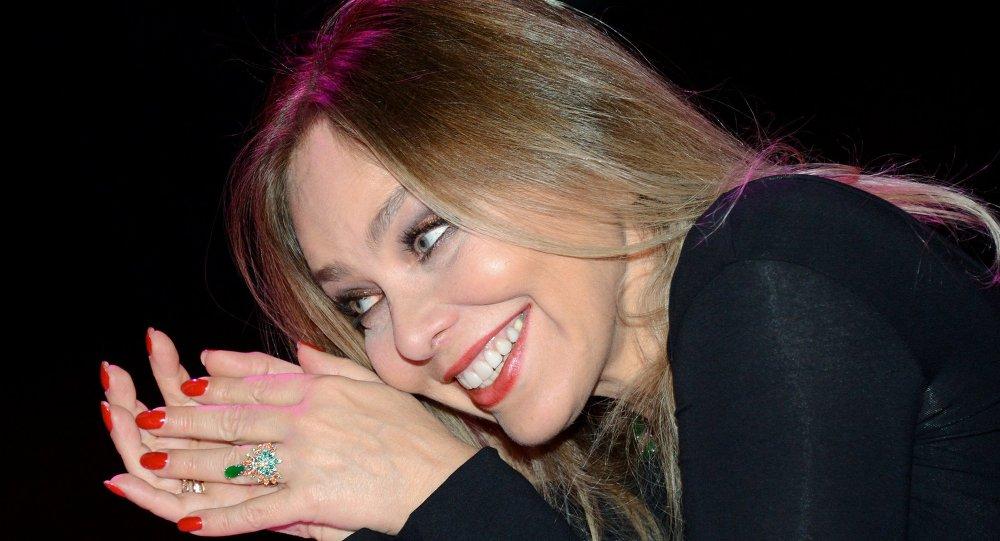 İtalyan oyuncu Ornella Muti