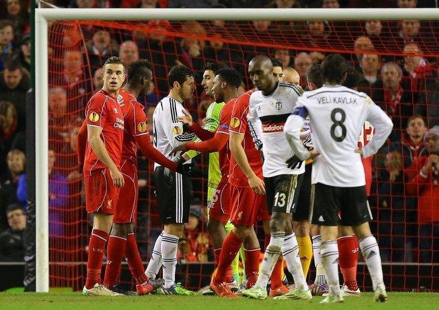 UEFA Avrupa Ligi: Liverpool-Beşiktaş