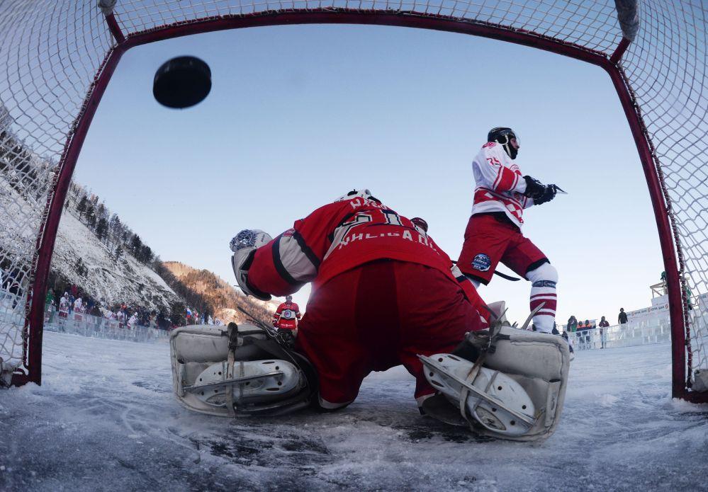 'Ulusal Hokey Ligi (NHL) Alanı Baykal'  Hokey Festivali