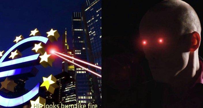 ZDF kanalı- Yunanistan Maliye Bakanı Yannis Varufakis