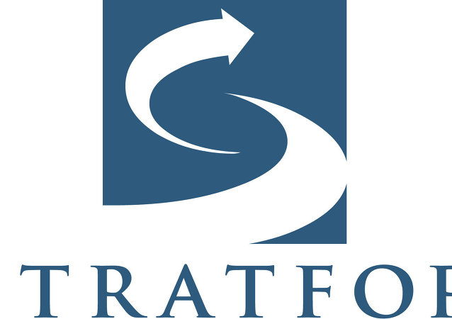 STRATFOR logosu