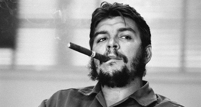 Ernesto 'Che' Guevara / Havana, Küba, Ocak 1963 / ©René Burri / Magnum Photos