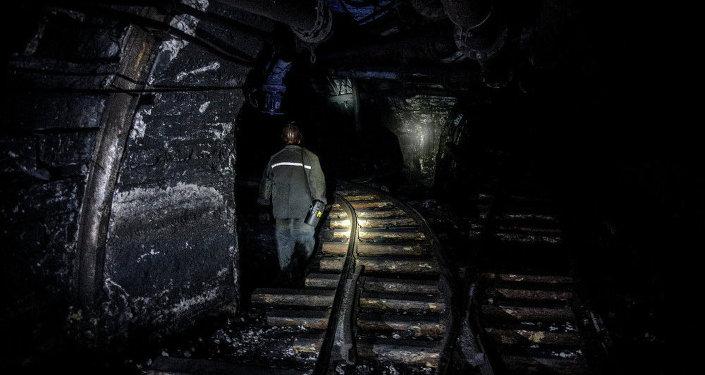 Donetsk'te maden kazası