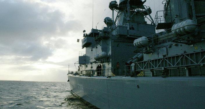 NATO gemi