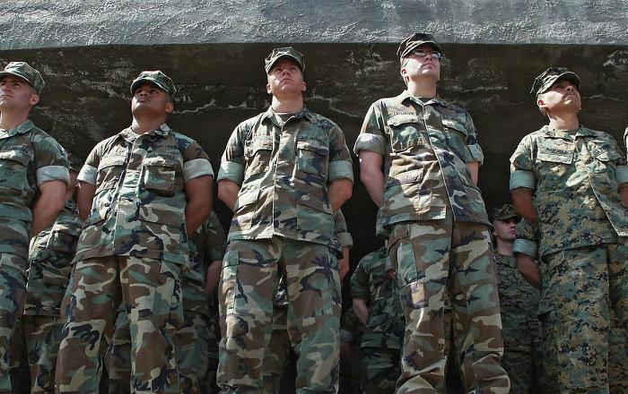 Trump: Trans bireyler ordunun hiçbir kademesine kabul edilmeyecek