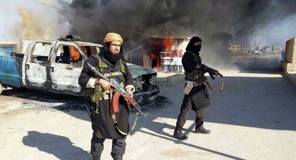 Terör örgütü Nusra Cephesi