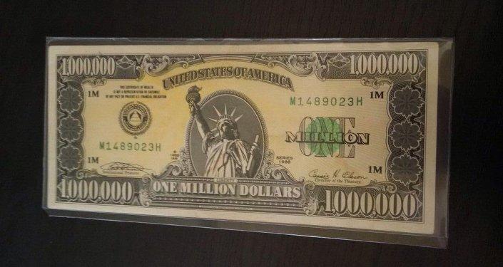 Sertifikalı ABD doları