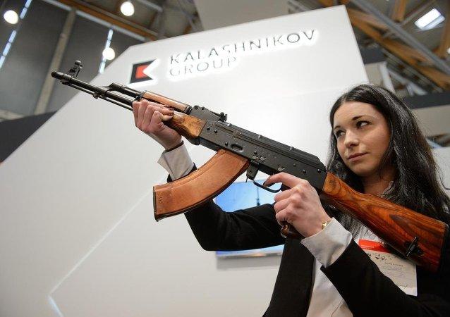 Nürnberg IWA Silah Fuarı