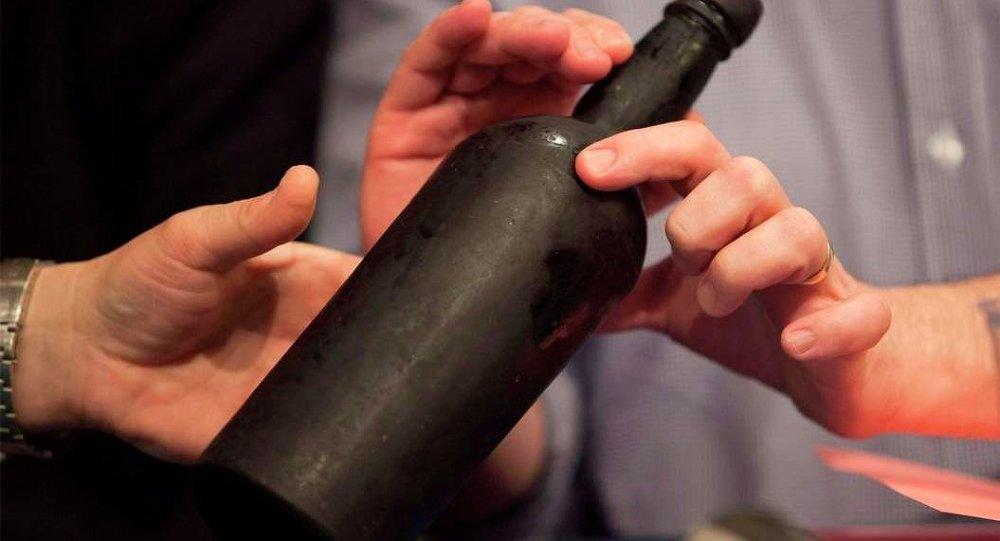 150 yıllık şarap