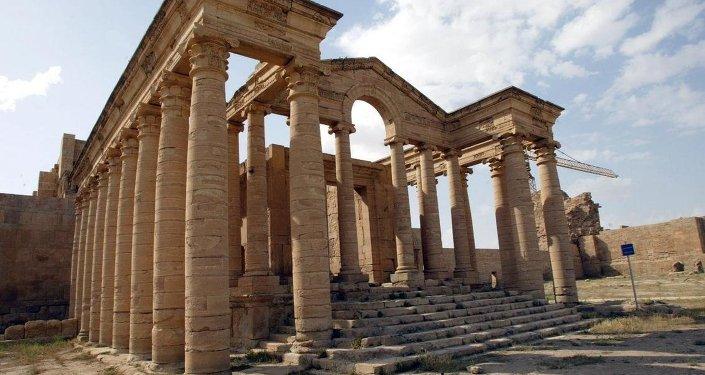 Hatra antik kenti