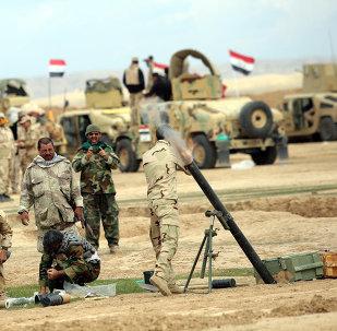 Irak'ta IŞİD'e karşı operasyonlar
