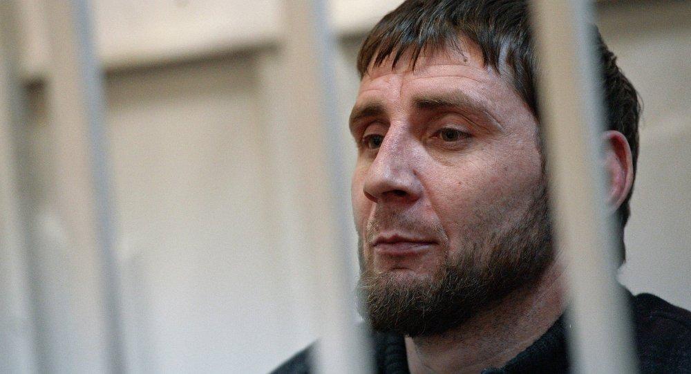 Nemtsov cinayeti zanlısı Zaur Dadayev