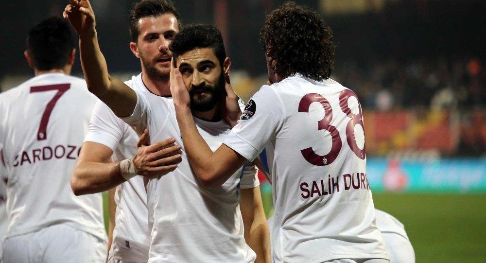 Mersin İdmanyurdu - Trabzonspor