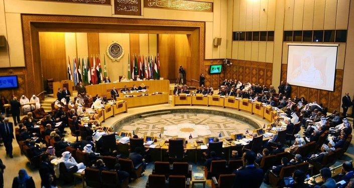 İsveç Dışişleri Bakanı Margot Wallström'un Arap Birliği Zirvesi'nde konuşma yapmasına izin verilmedi.
