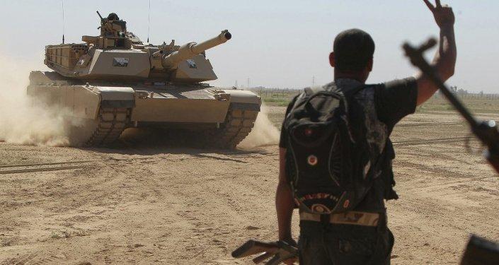 Irak-IŞİD