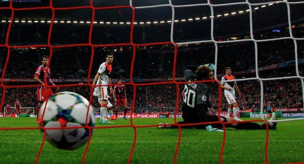 Bayern Münih - Shakhtar Donetsk