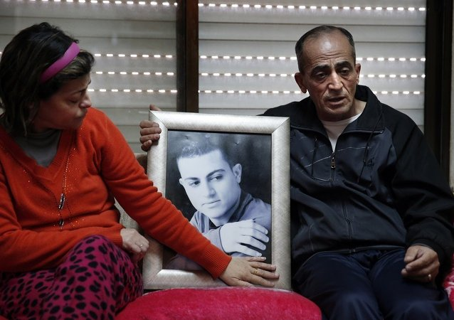 IŞİD'in Mossad ajanı olmakla suçladığı Filistinli Muhammed Said İsmail Musellem