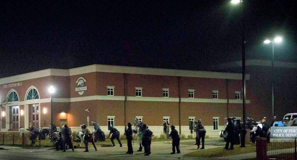 Ferguson polisi