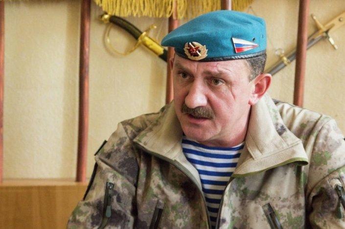 Öz Savunma Kuvveti Komutanı Sergey Turnaçenko, Ukraynalı radikal Sağ Sektör örgütünün saldırı planlarını anlattı.