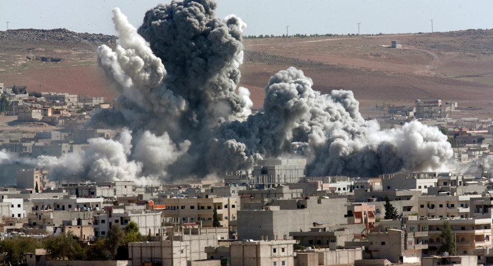 ABD'nin başını çektiği IŞİD karşıtı uluslararası koalisyon