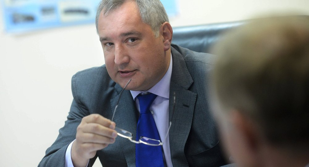 Rusya Başbakan Yardımcısı Dmitriy Rogozin