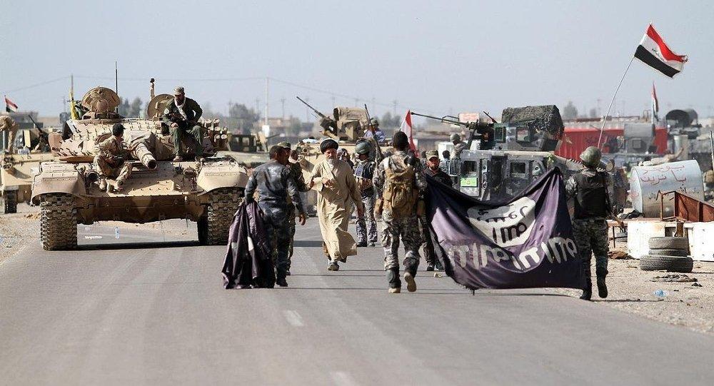 Irak ordu birlikleri