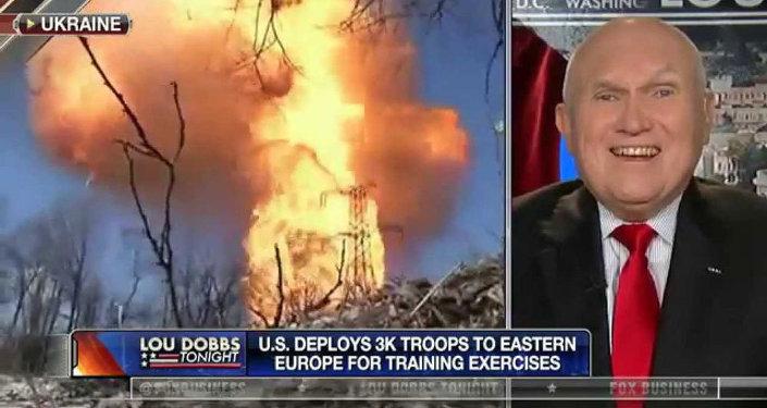 Emekli ABD'li General Robert Scales