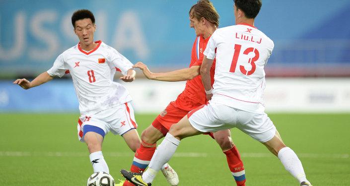 Çin ve futbol