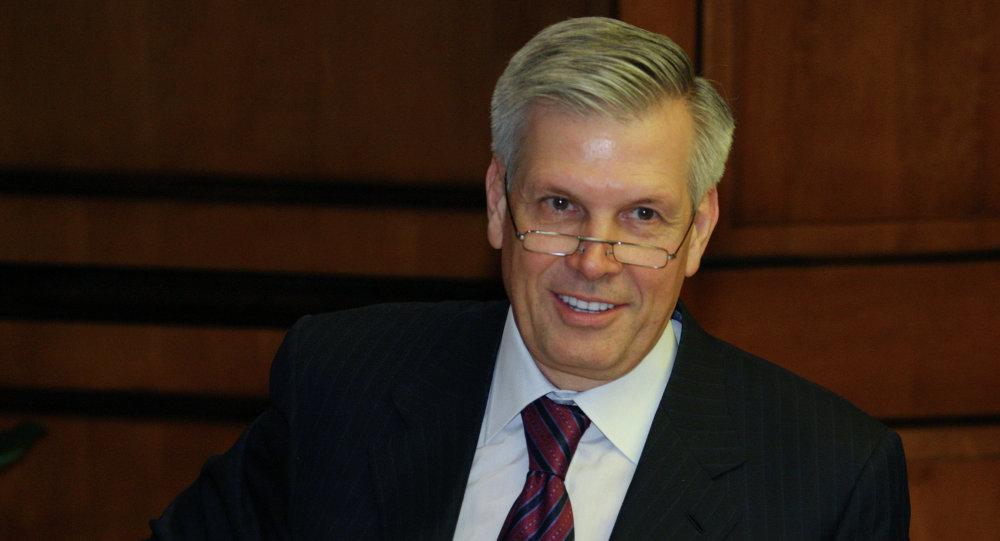 Rusya Federal Veterinerlik ve Bitki Sağlığı Gözetim Servisi Başkanı Sergey Dankvert