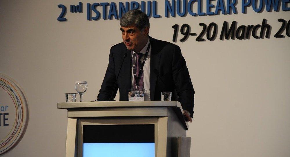 Akkuyu NGS CEO'su Fuad Akhundov