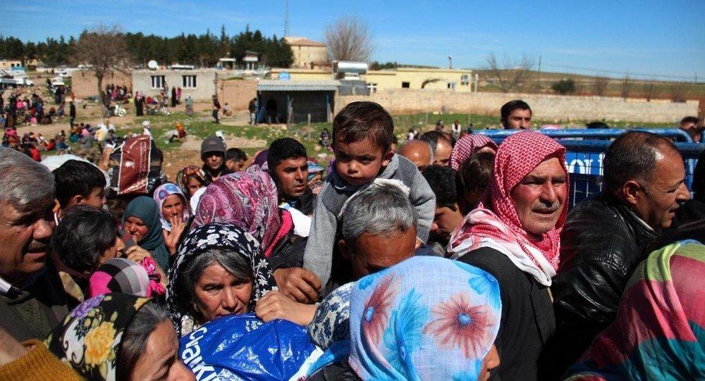 Suriyeli Kürt- Kobani