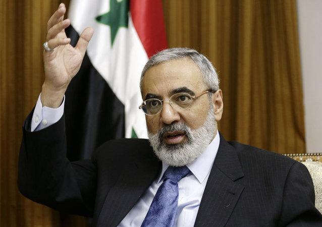 Suriye Enformasyon Bakanı Ümran Zobi