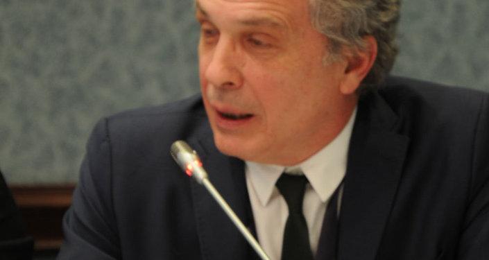 Rosatom Overeas Başkan Yardımcısı Milko Kovachev