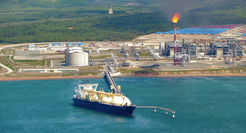 LNG tankeri
