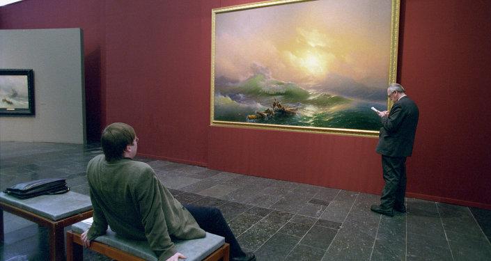 Rus ressam İvan Ayvazovski