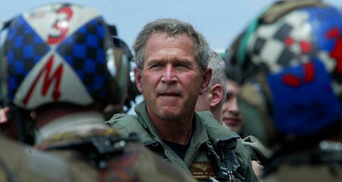 Eski ABD Başkanı George Bush